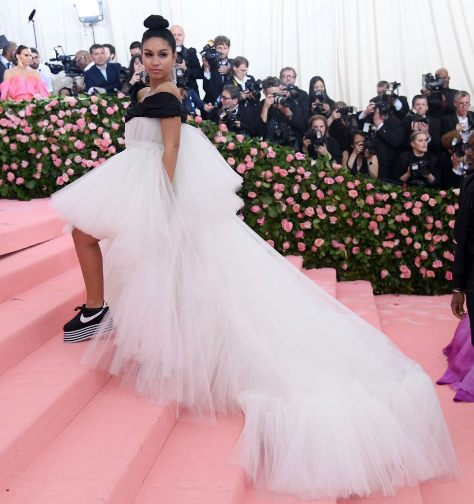 Alessia Cara in Giambattista Valli at the 2019 Met Gala.