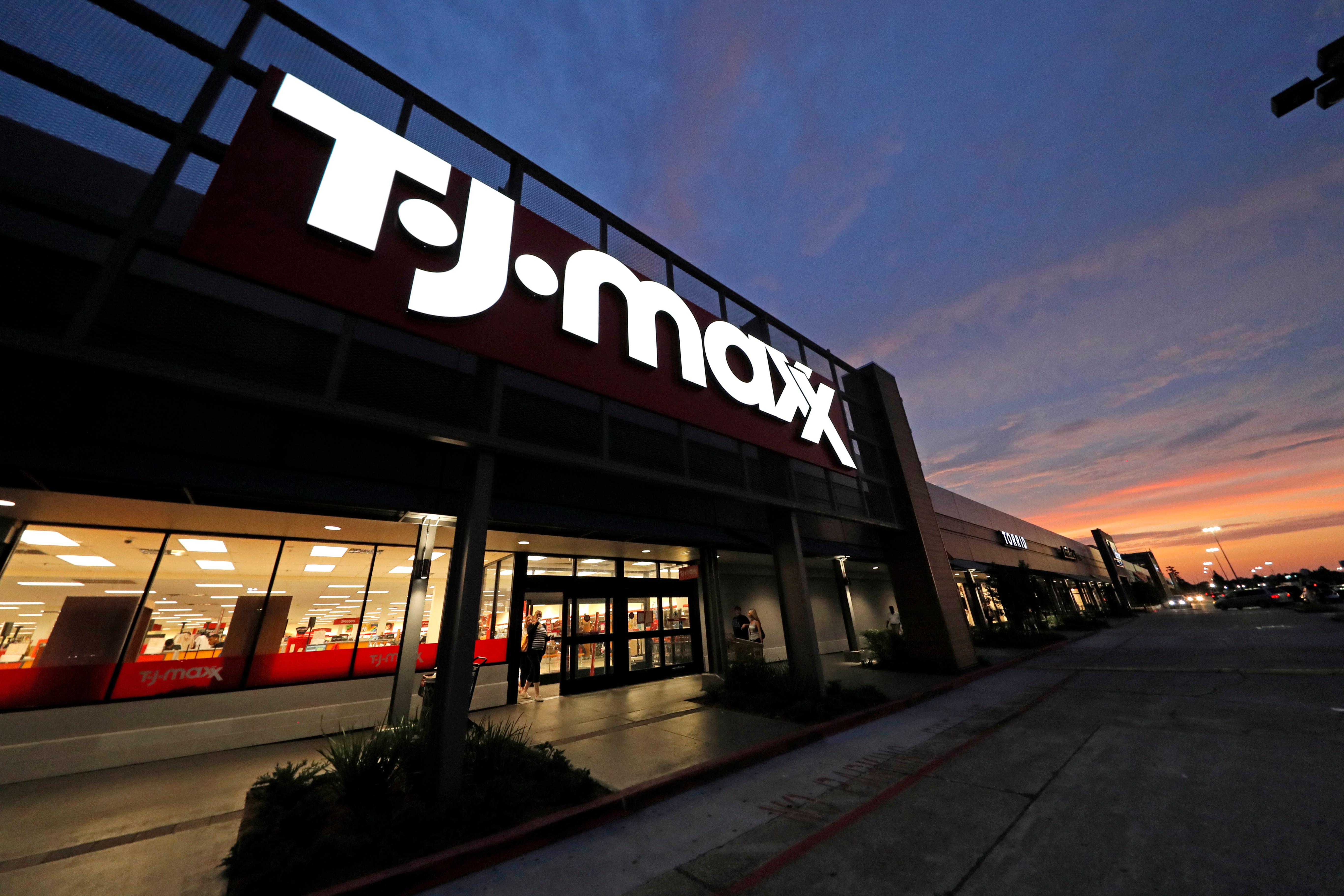 T.J. Maxx store