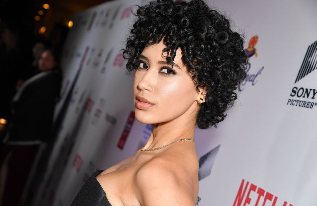 Andy Allo11th Annual AAFCA Awards, Arrivals, The Taglyan Complex, Los Angeles, USA - 22 Jan 2020