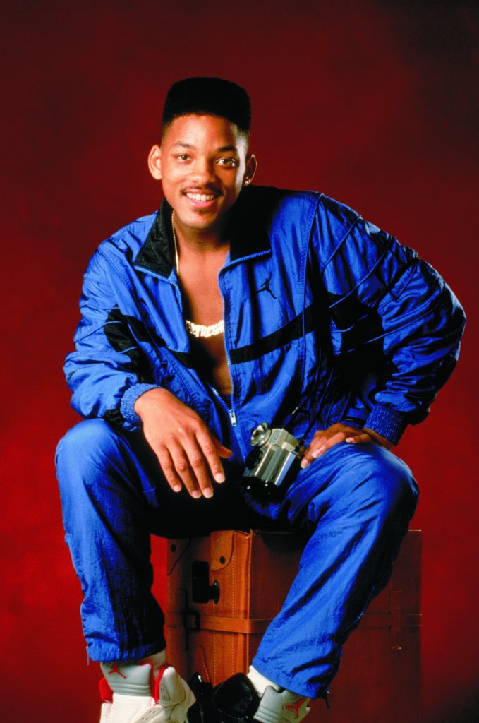 Editorial use only. No book cover usage.Mandatory Credit: Photo by Nbc/Stuffed Dog/Quincy Jones Ent/Kobal/Shutterstock (5884676g)Will SmithThe Fresh Prince Of Bel Air - 1990-1996NBC/Stuffed Dog/Quincy Jones EntTV PortraitTv Classics