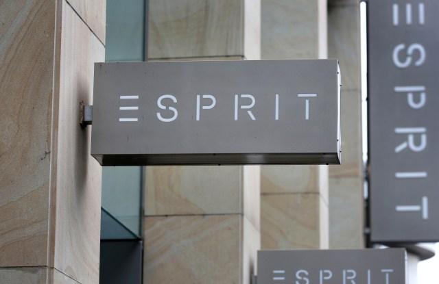 The logo Esprit