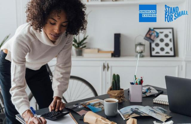 American Express has formed a coalition of more than 40 companies to help small businesses.