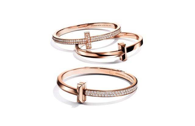 Tiffany & Co.'s new T1 collection by Reed Krakoff.