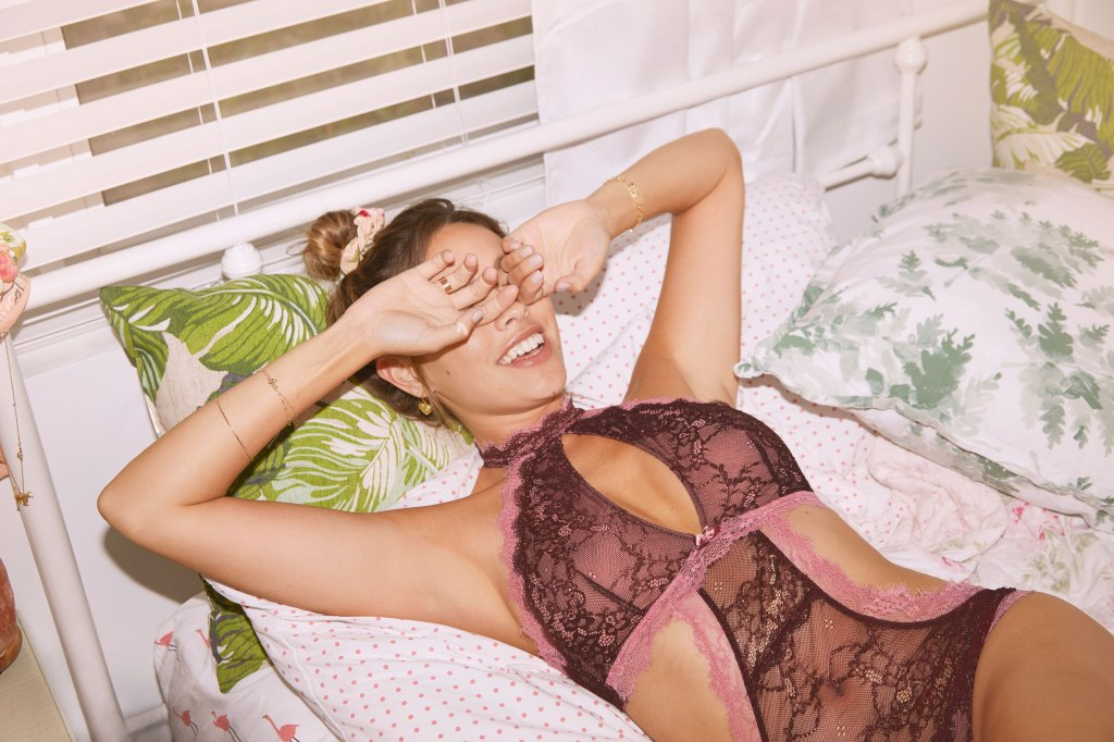 Adore Me lingerie