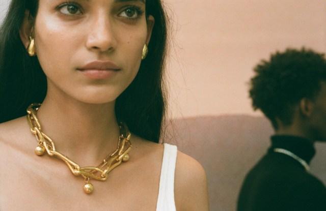 Alighieri's chain necklace