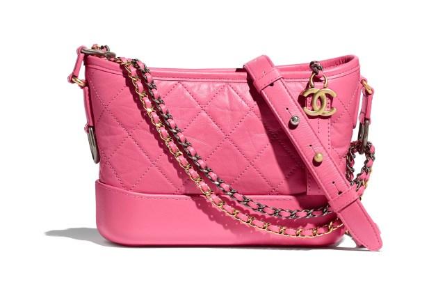Chanel's Gabrielle bag.
