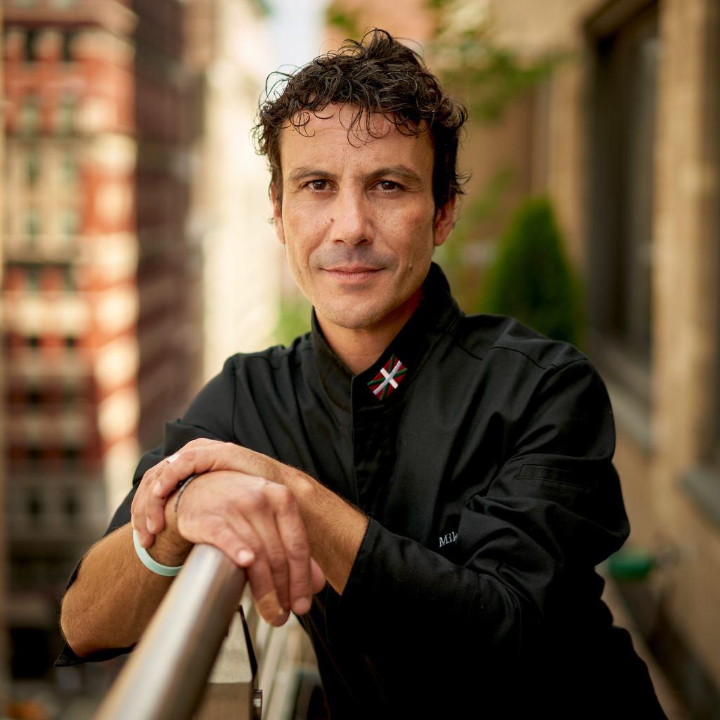 Chef Mikel De Luis