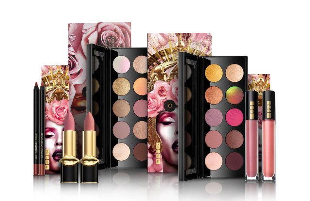 Pat McGrath Labs Naomi Campbell First Ever Brand FAce