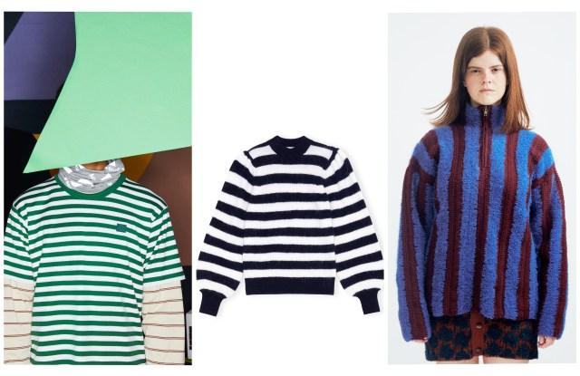 Fall 2020 Fashion Trend: Stripes