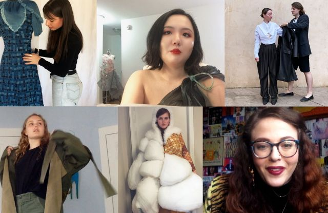 Video: Inside Fashion Students' Senior Thesis