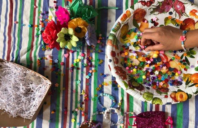 Susan Alexandra's DIY bead kit