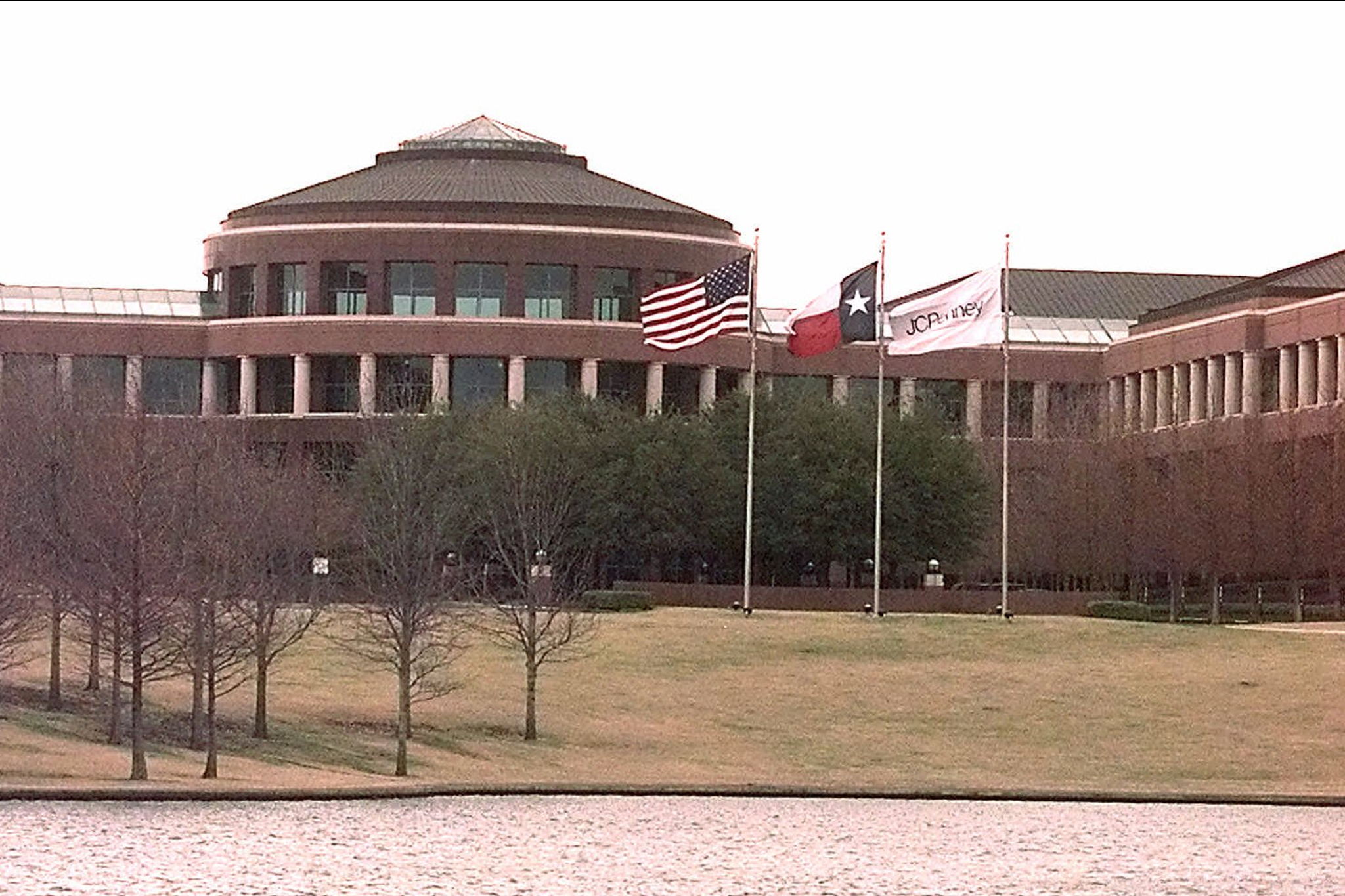 The sprawling J.C. Penney headquarters in Plano, Texas.