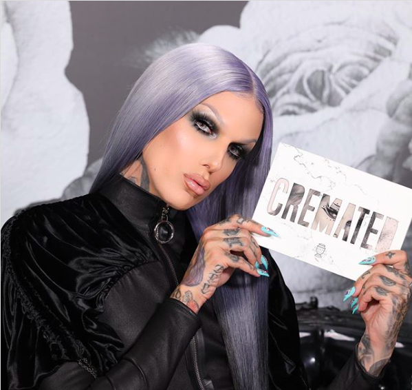 Jeffree Star Responds to Backlash Over 'Cremated' Makeup Collection