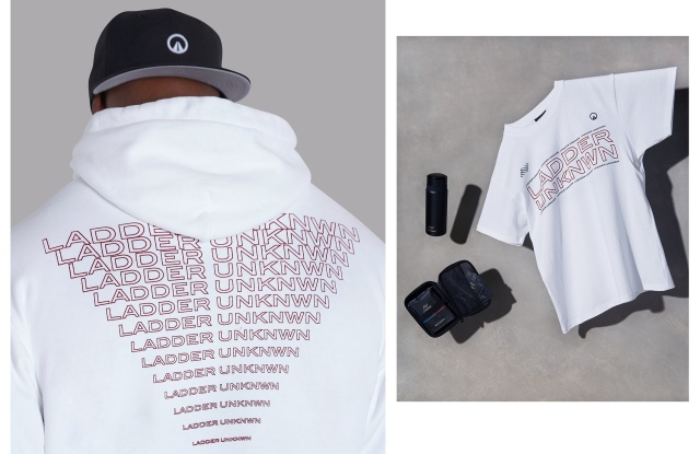 The Ladder x Unknwn capsule collection