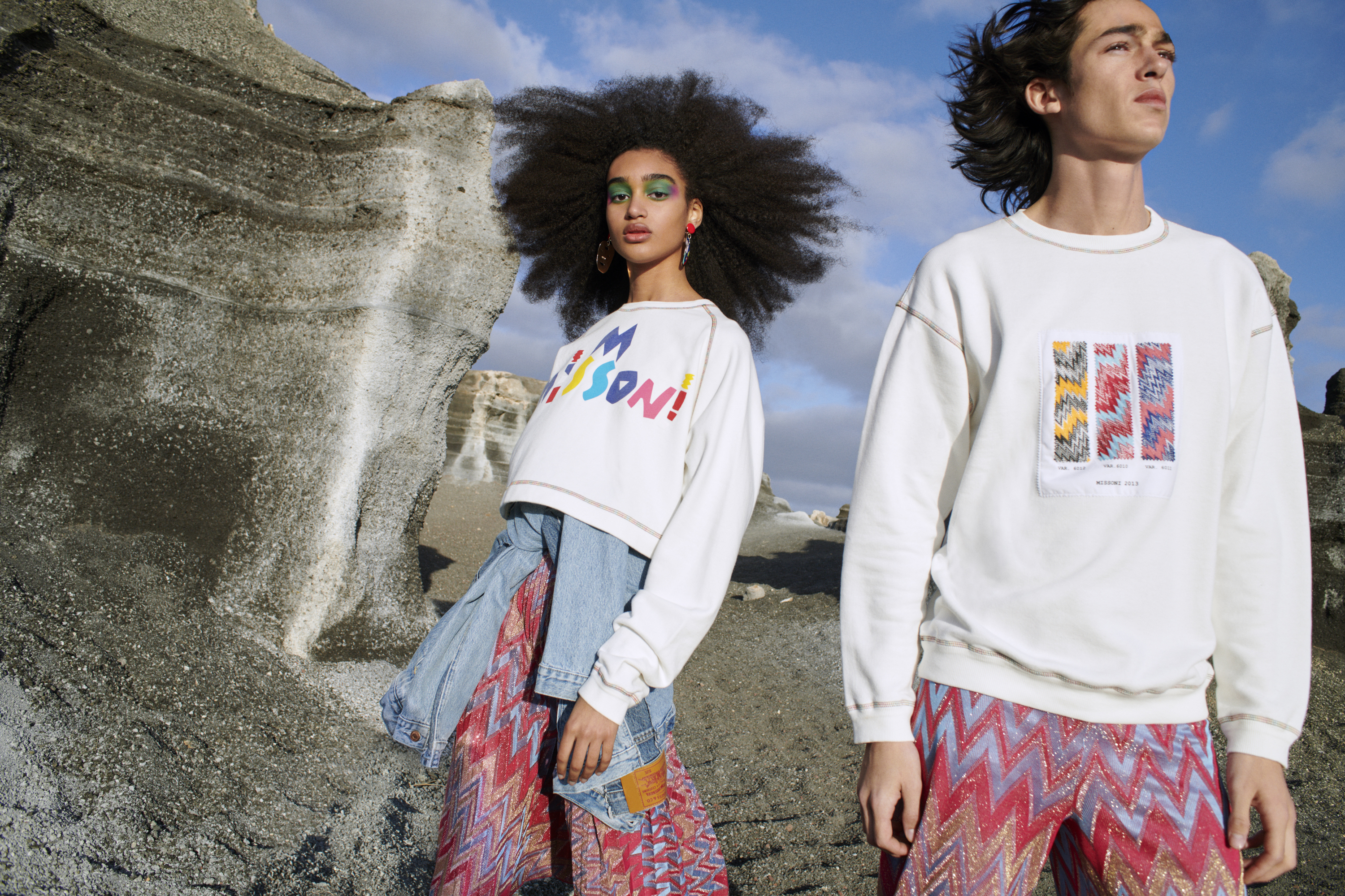 M Missoni x YOOX capsule collection