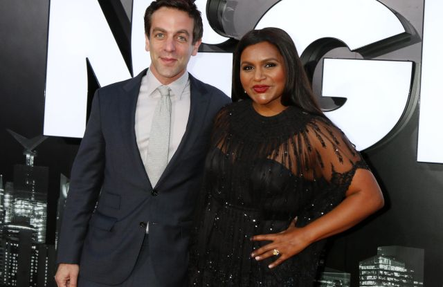 BJ Novak, Mindy Kaling'Late Night' Film Premiere, Arrivals, The Orpheum Theatre, Los Angeles, USA - 30 May 2019