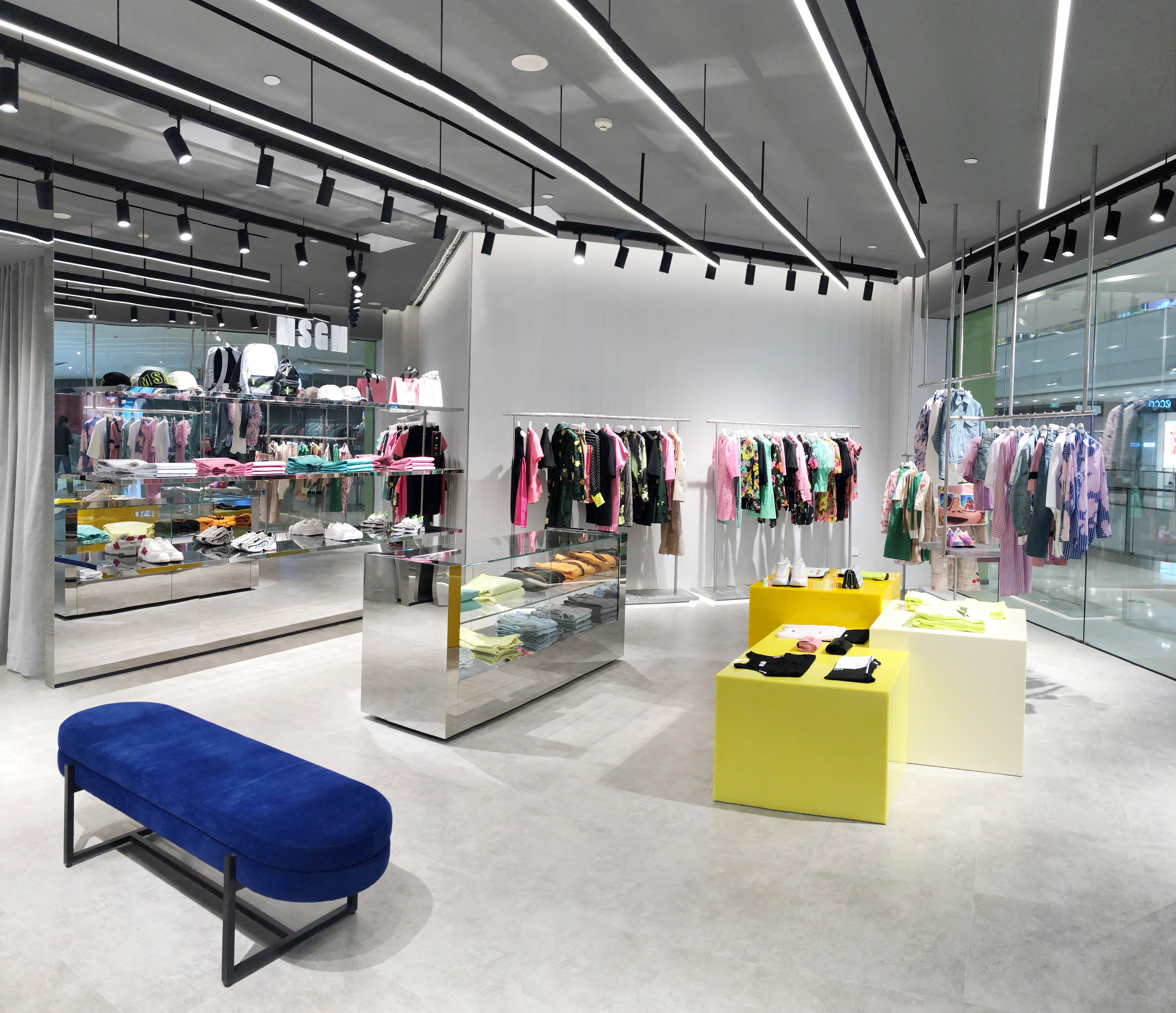 MSGM-Store-Zhengzhou-China