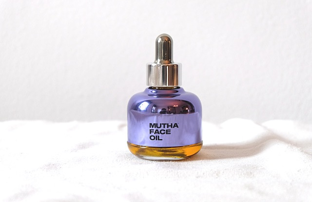 Mutha hope smith face oil new launch product