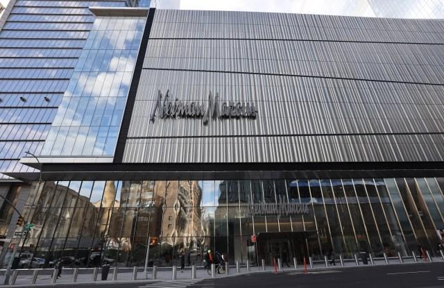 Neiman Marcus Hudson Yards