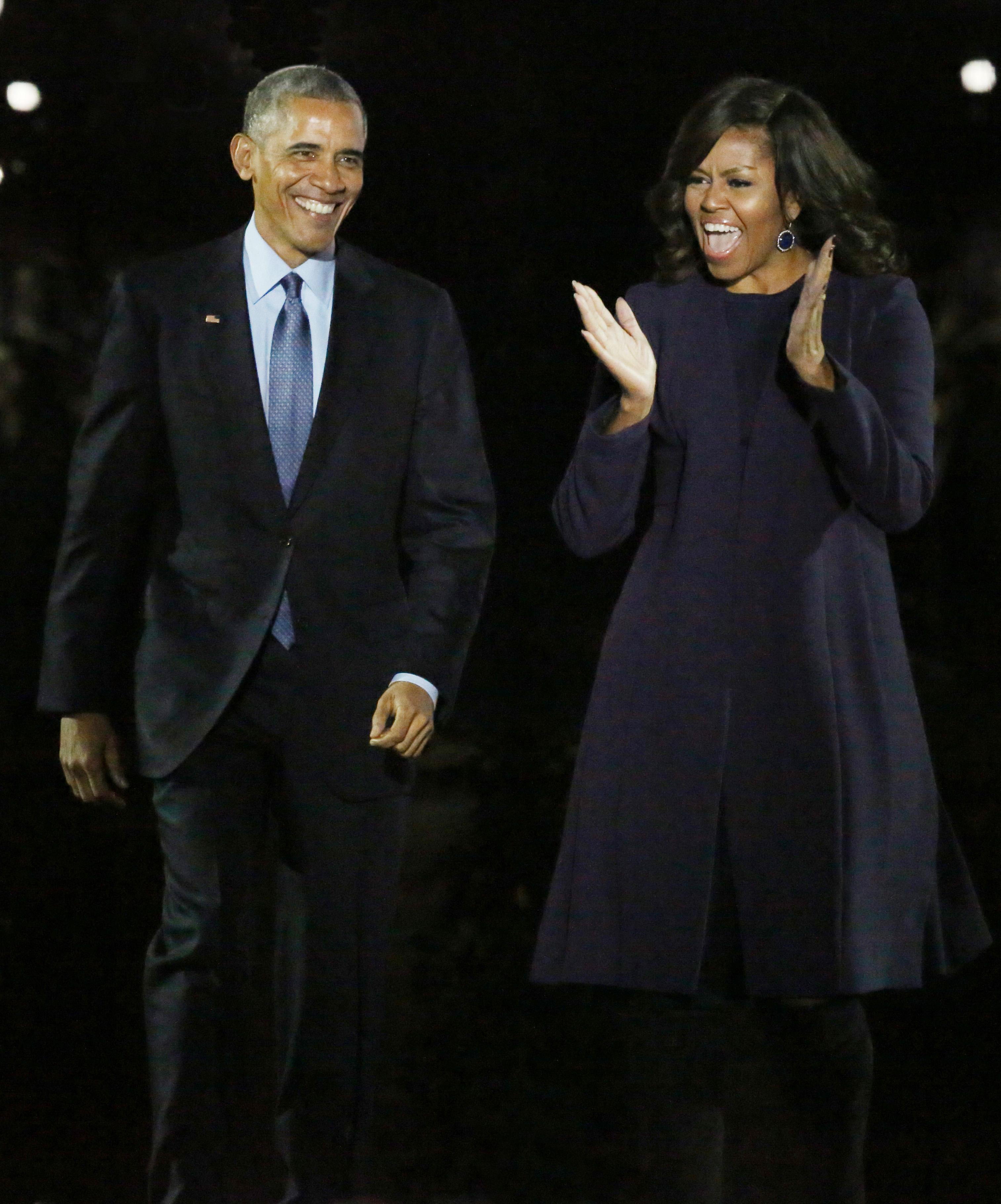 Obamas Headline YouTube Virtual Graduation 2020