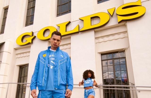 Puma x Gold's Gym