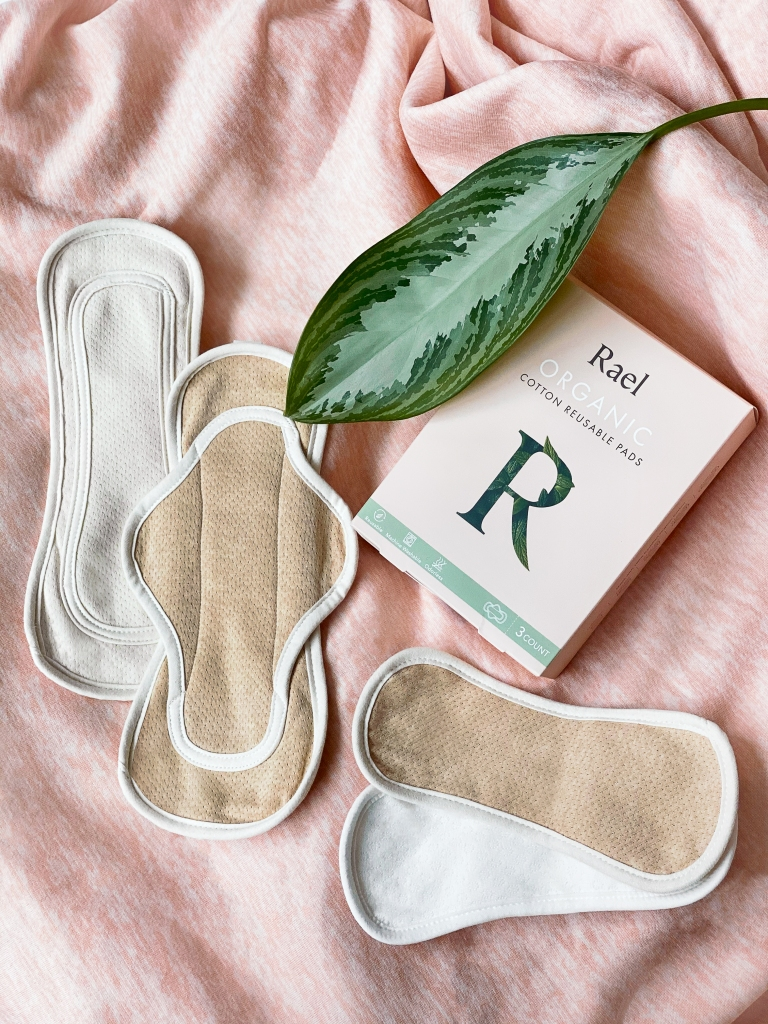 Rael period care incontinence pads