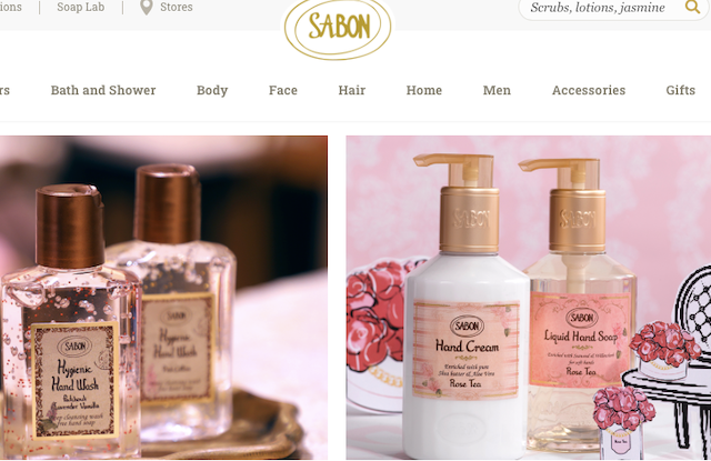 Sabon in has filed for bankruptcy amid the pandemic.