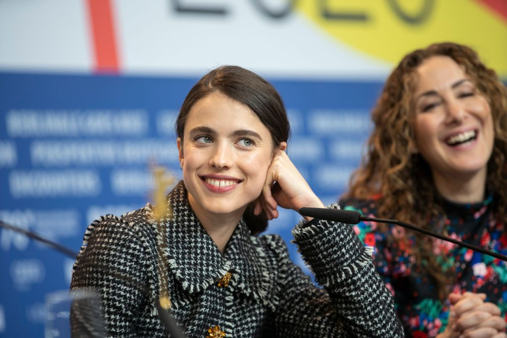 Sarah Margaret Qualley'My Salinger Year' press conference, 70th Berlin International Film Festival, Germany - 20 Feb 2020