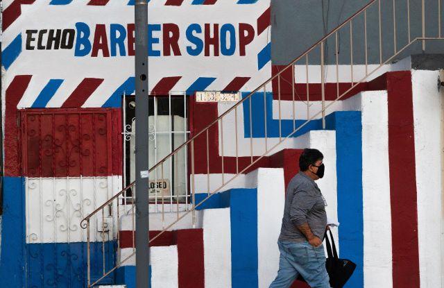 salons barbershops closed in California amid coronavirus