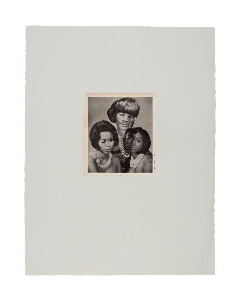 Lorna Simpson's Walk With Me