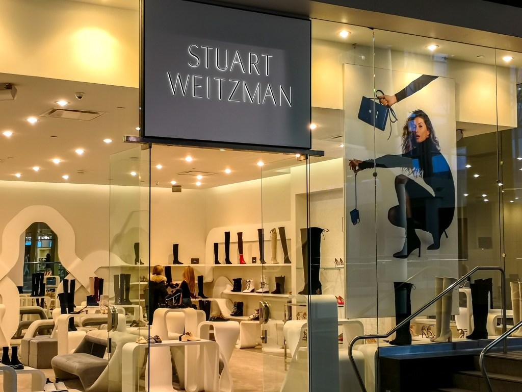 Stuart Weitzman store