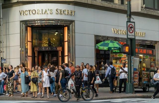 Victoria's Secret store Herald Square Manhattan