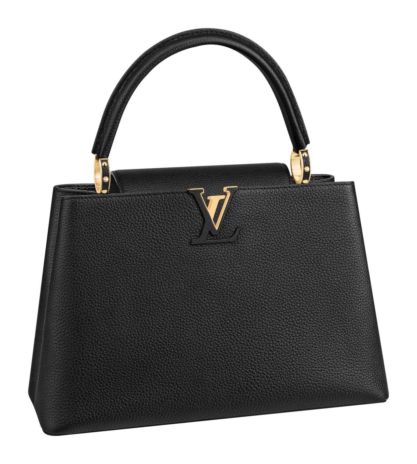 Louis VuittonÕs Capucines bag