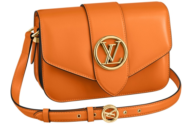 VuittonÕs new ÒPont 9Ó bag, launching this week worlwide