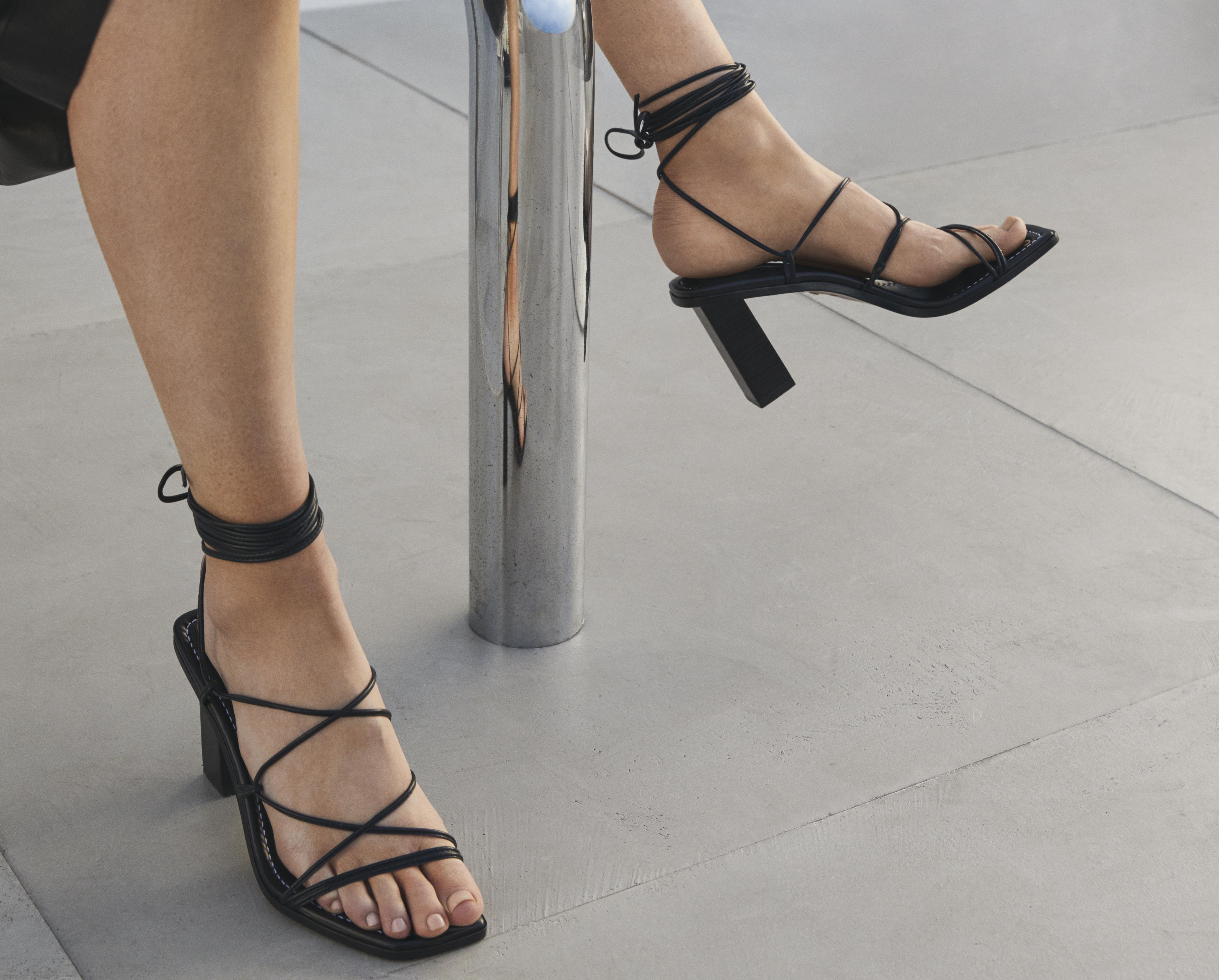 frame sandals