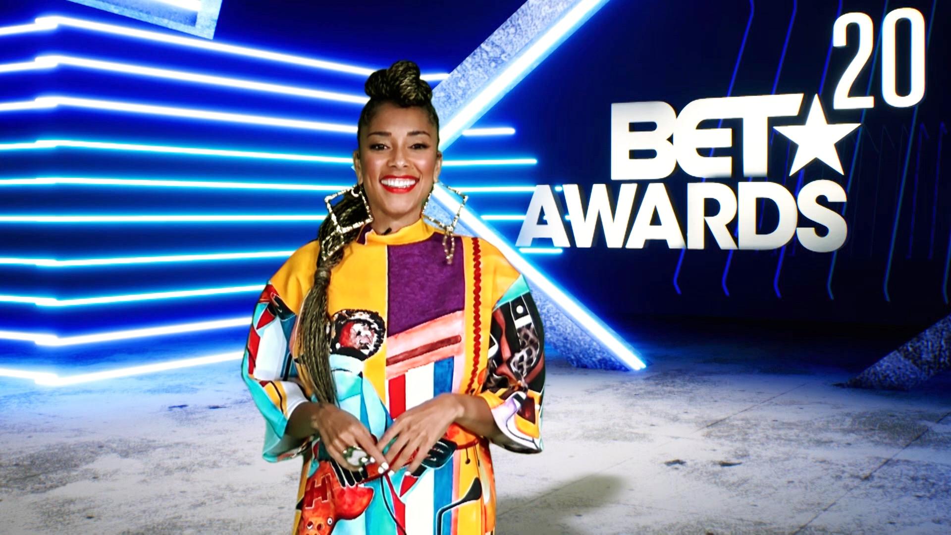 BET Awards 2020 - Amanda Seales. (Photo: BET)