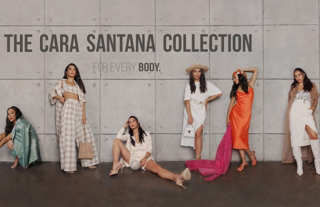 Some looks from the Cara Santana Collection.