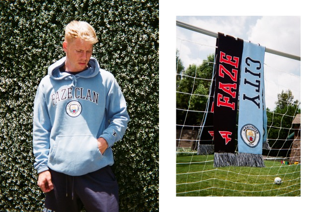 FaZe Clan, Manchester City collection