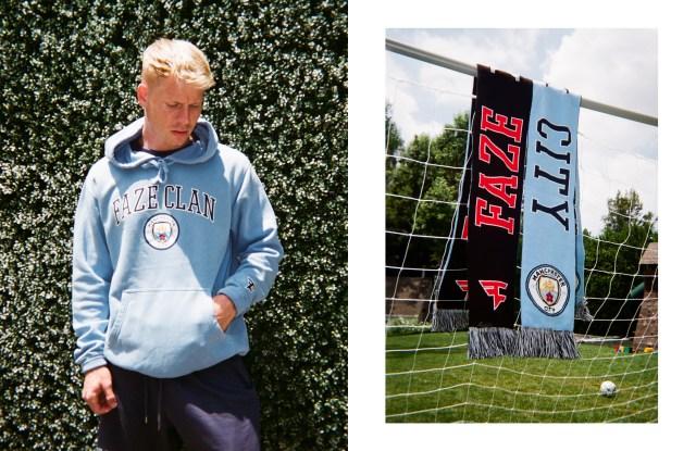 FaZe Clan, Manchester City collection