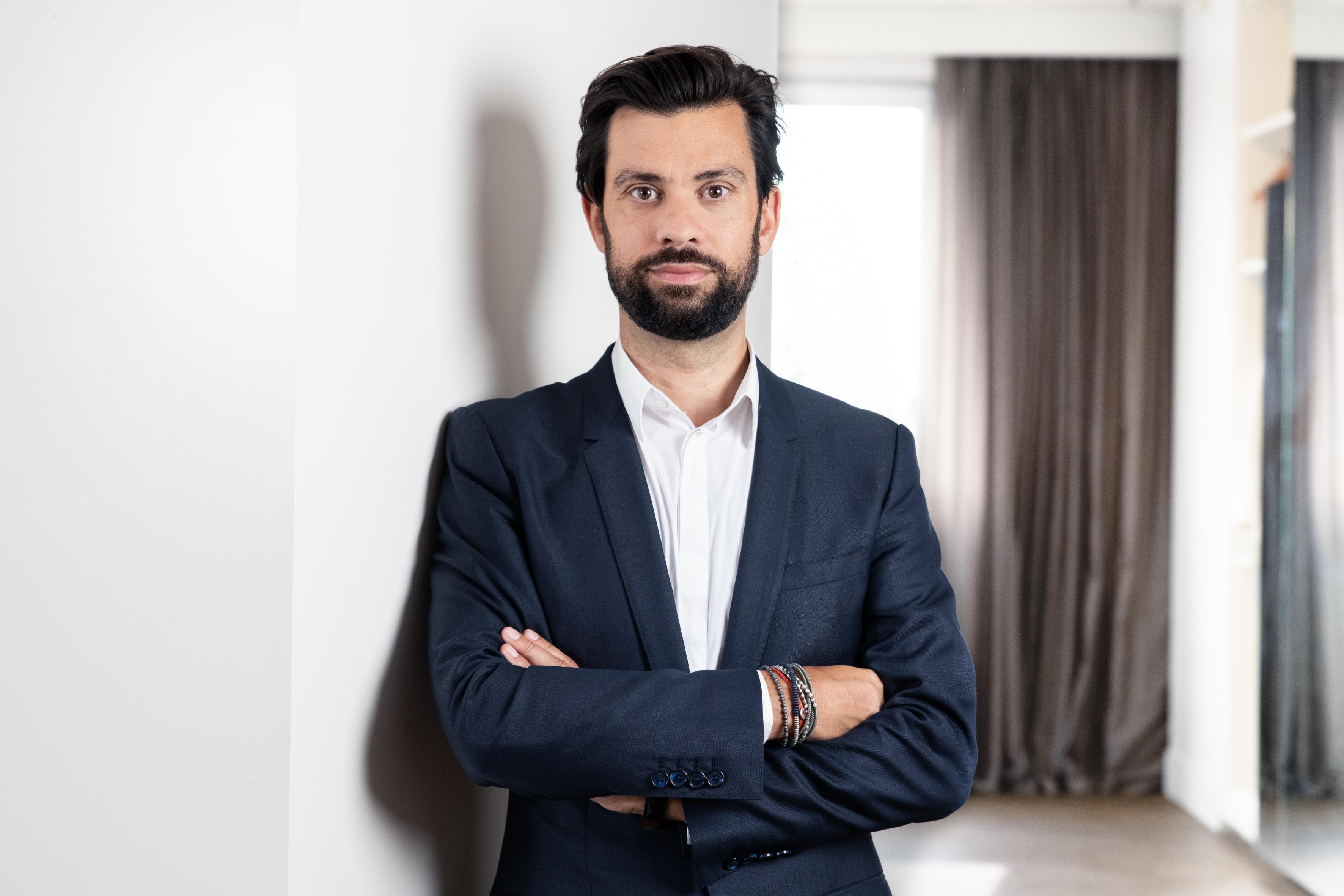 Galeries Lafayette Names Guillaume Gellusseau To Head Marketing Efforts