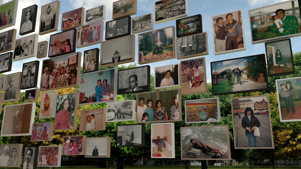 Photos from Priya Ahluwalia's 'Jalebi' book