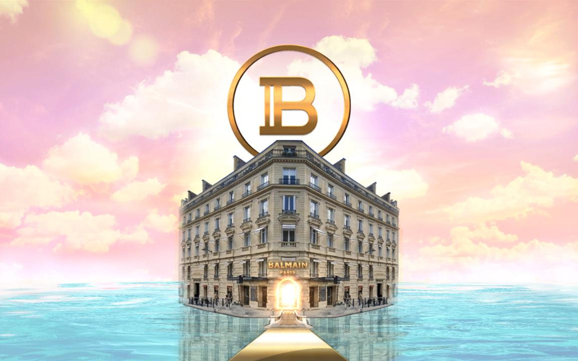 image of Balmain digital HQ 44 François 1er