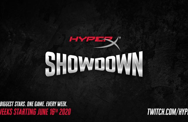 HyperX Showdown will begin on June 16