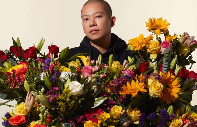 Jason Wu is collaborating with 1-800 Flowers.com.