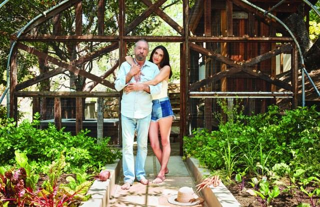 John Paul and Michaeline DeJoria