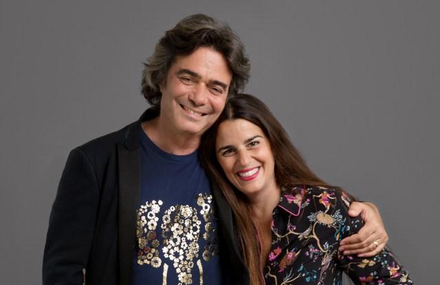 Kean and Veronica Etro