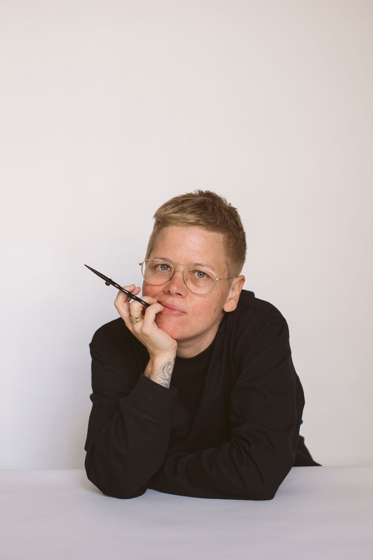 Kristin Rankin Dresscode project panteneProject