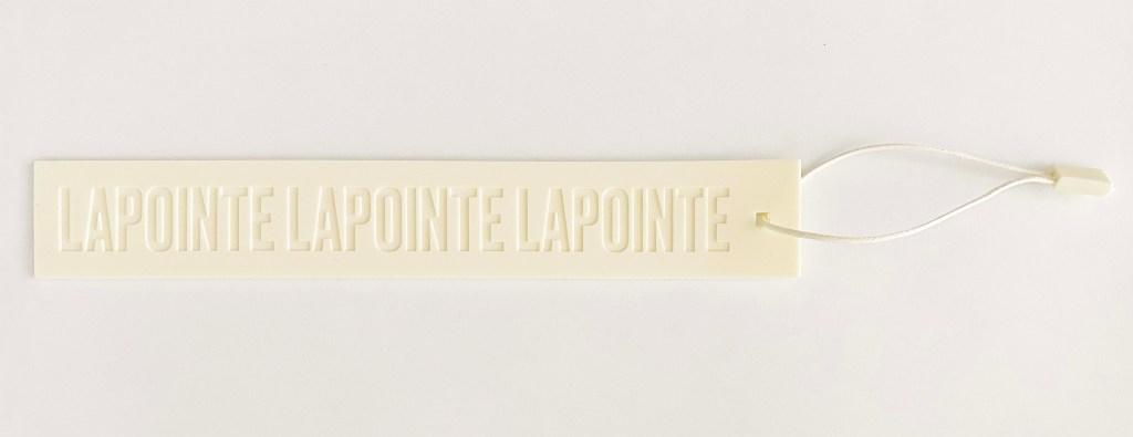 LAPOINTE logo