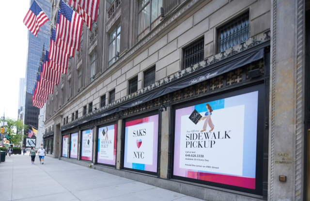 Stores prepare for shoppers as New York City enters phase two of reopening.