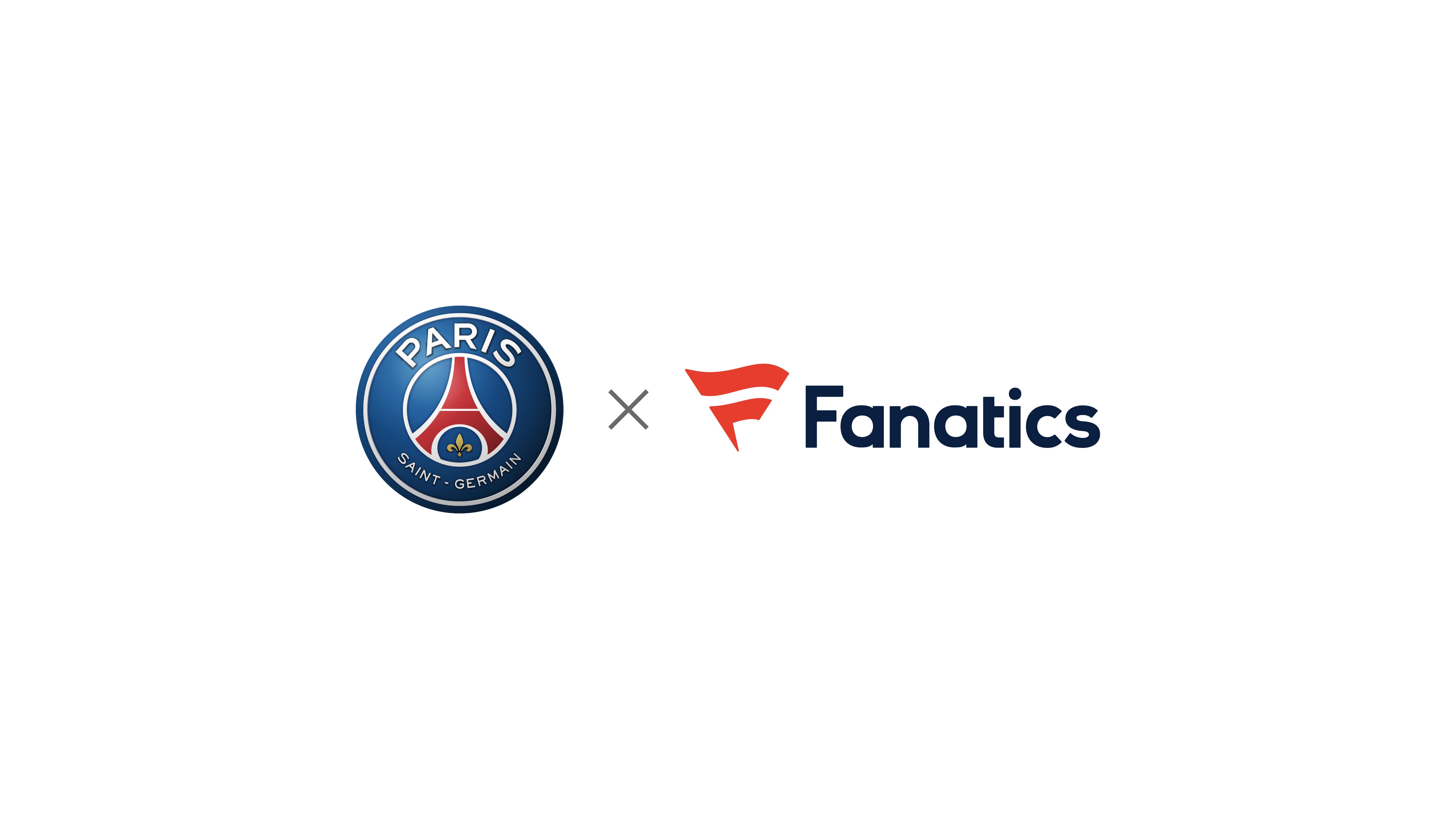 Fanatics and Paris Saint-Germain